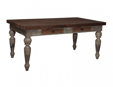 "Стол Farmhouse 72"" Dining Table Guild Master"