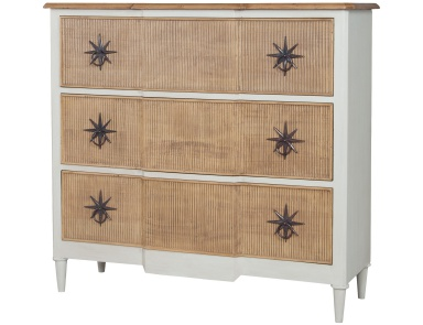 Комод Manor Three Drawer Chest Guild Master