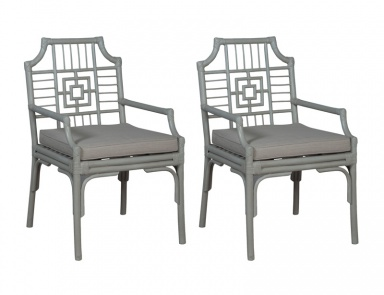 Стул Manor Rattan Arm Chair Guild Master