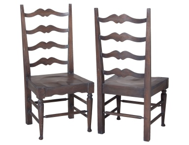 Стул Farmhouse Ladderback Side Chair Guild Master