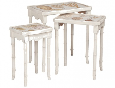 Стол Garden View Nesting Tables Guild Master