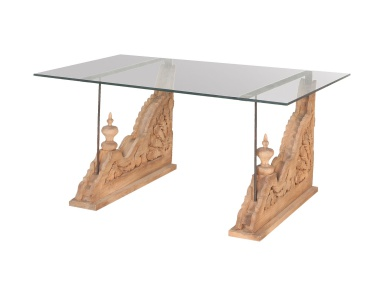 Стол Carved Corbel Desk/Table Guild Master