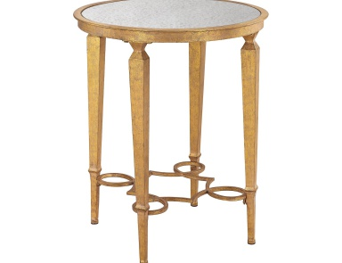 Стол Alcazar Accent Table Sterling