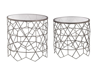 Стол Vector Side Tables Sterling