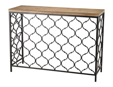 Стол Agra Console Table Sterling