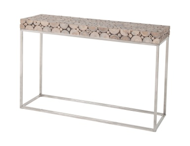 Стол Terrene Console Table Sterling