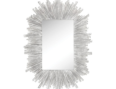 Зеркало Arroyo Wall Mirror Sterling