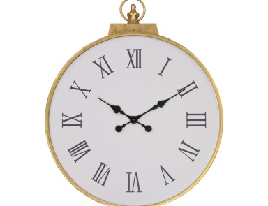 Часы настенные Karlova Wall Clock Sterling