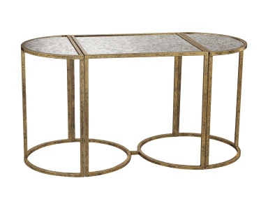 Стол Versailles Gold Accent Table Sterling