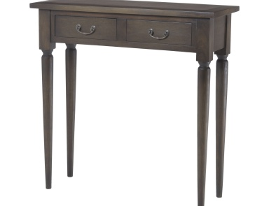 Стол Fraser Console Table In Heritage Grey Stain Sterling