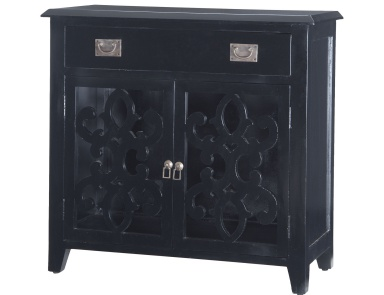 Комод Alsace Chest In Black Sterling