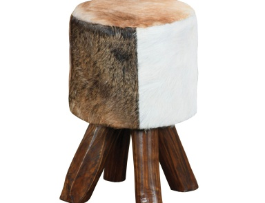 Табурет Ilford Round Stool-Small Sterling