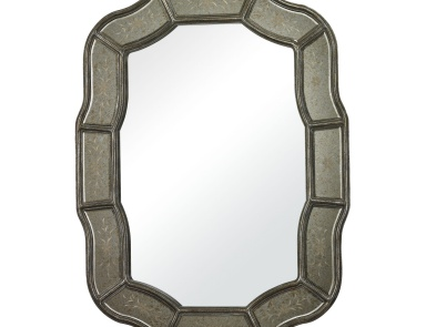 Настенное Merriwood Antique Venetian Style Mirror Sterling