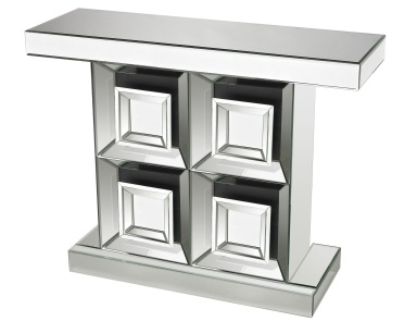 Консоль Liberty-Mirrored Console Table By Sterling