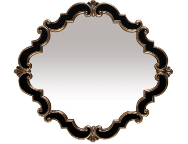 Настенное Frederick Medallion Mirror Sterling