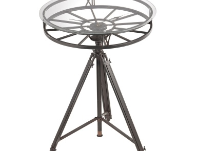 Стол Tripod Clock Table Sterling