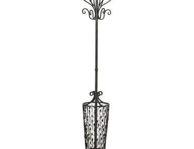 Вешалка Coat Stand In Bronze Sterling