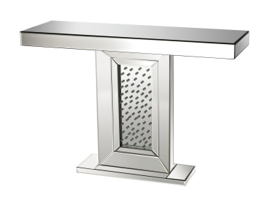 Стол Jewel Inlay Console Sterling