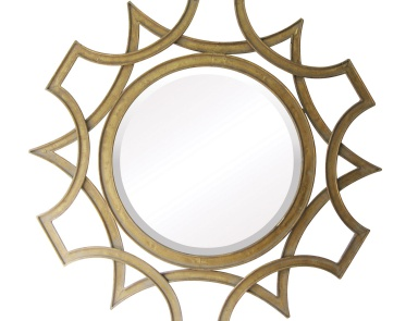 Настенное Abberley Beveled Mirror Sterling