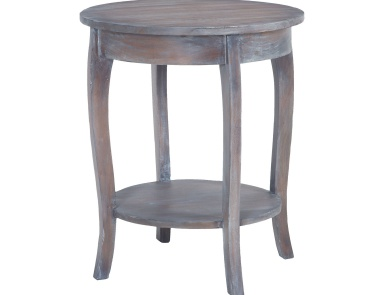 Стол Heritage Swoop Side Table Sterling