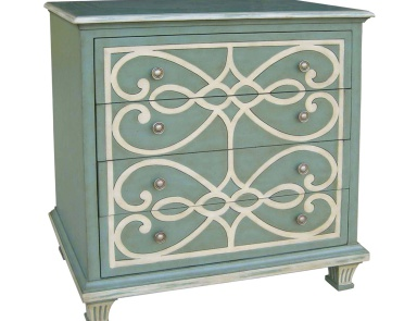 Шкаф Madeleine Cabinet Sterling