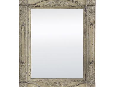 Настенное Fairbury Wood Framed Mirror Mirror Masters