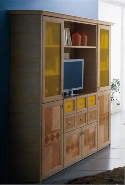 Книжный шкаф премиум manhattan 4 by forni mobili bel interio.